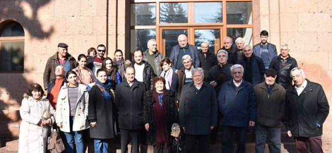 ARMENIA / Premiile anuale ale Observatorului astronomic de la Byurakan