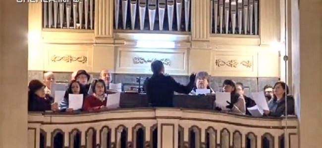 GHERLA / În seara de Crăciun, în Catedrala Armeană, s-a cântat şi în limba armeană