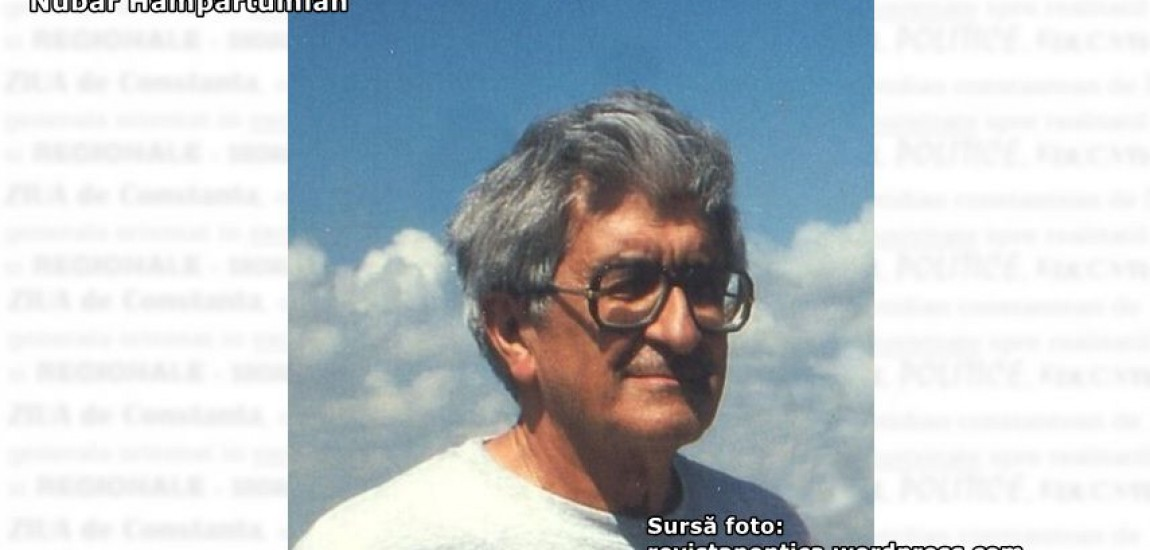 CALENDAR / Pe 4 decembrie 1927 s-a născut Nubar Hamparțumian, istoric și arheolog