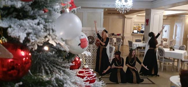 IAȘI / Sărbătoarea Crăciunului la armeni