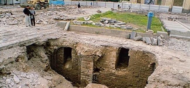 ARMENIA / Situl istoric din centrul  Erevanului va fi readus la suprafață pentru a fi transformat într-un muzeu