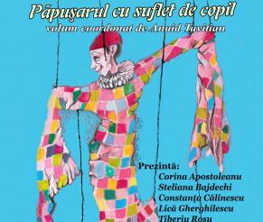"""CONSTANȚA / """"Aneta Forna Christu – Păpușarul cu suflet de copil"""", lansare de carte la Teatrul pentru Copii și Tineret """"Căluțul de mare"""""""