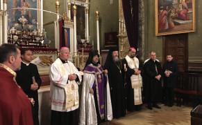 Eparhia Armeană din România a participat la RUGĂCIUNEA ECUMENICĂ din București în perioada 18-25 ianuarie