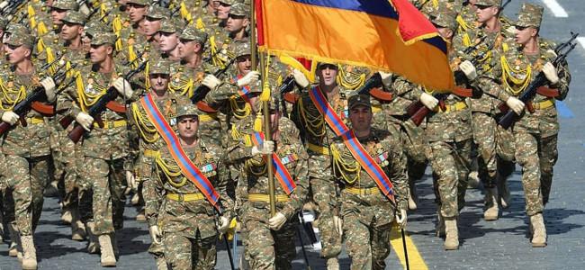 ARMENIA / Astăzi, 28 ianuarie este Ziua Armatei Armene