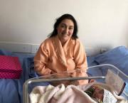 ARMENIA / O armeancă în vârstă de 38 de ani  a născut cel de-al 12-lea copil într-o maternitate din Erevan