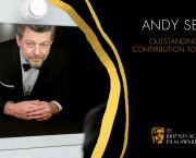 """BAFTA 2020 / Andy Serkis recompensat pentru """"contribuţia excepțională adusă  industriei filmului britanic"""""""