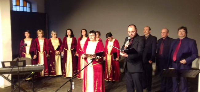 INTERETNICE / Armenii gherleni s-au întâlnit din nou cu prietenii evrei din Cluj-Napoca