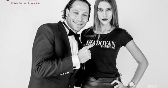 """""""Oricât de mult îți dă profesorul trebuie să te perfecționezi"""" –  spune  KEVORK SHADOYAN, designer vestimentar"""
