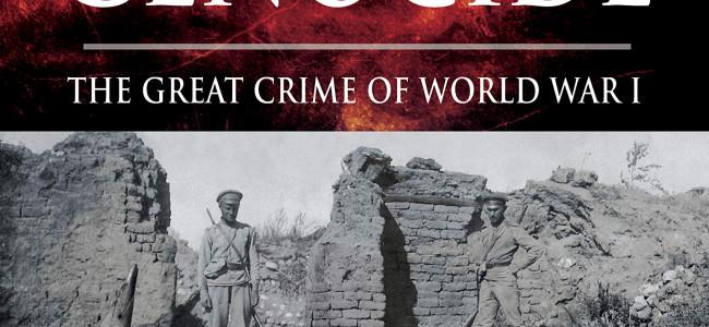 NOTE  DE  LECTOR / David Charlwood :  Genocidul armean