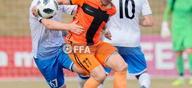 Campionatul de fotbal din Armenia reîncepe