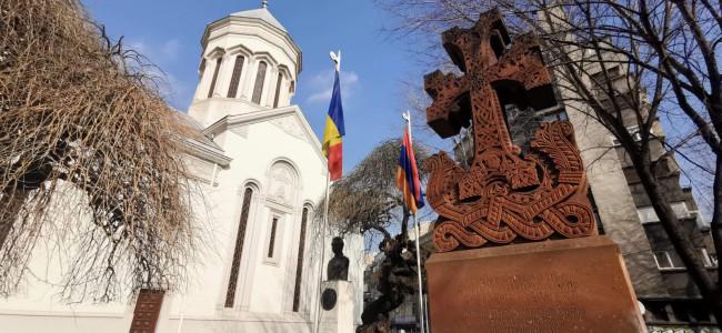 COMUNICAT / Din partea Arhiepiscopiei Armene din România