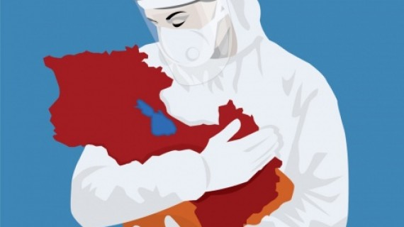 ARMENIA a depășit 10.000 de infecții cu coronavirus