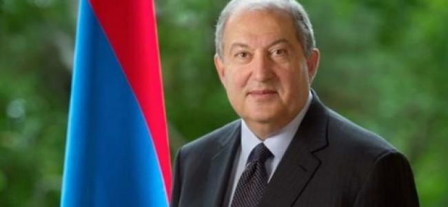 FONDUL ARMENIA / APEL la acțiune al PREȘEDINTELUI  Republicii Armenia, ARMEN SARKISSIAN