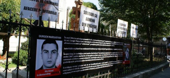 Curtea Europeană condamnă Azerbaidjanul, în cazul ofițerului Ramil Safarov care l-a ucis pe locotenentul Gurgen Markarian
