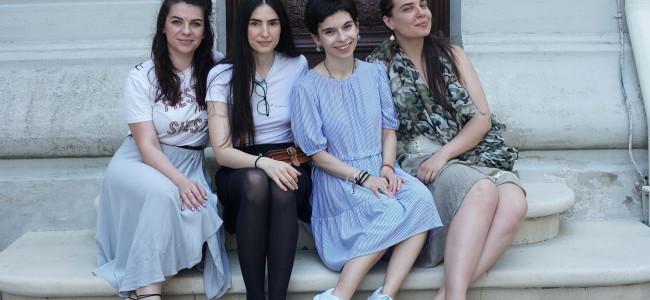 ,,Machiajul nu este un moft, am studiat și am înțeles că este strâns legat de costumul tradițional…'' spune Naomi Guttman, actriță, într-un interviu alături de Dana Eliza Serdean și Armine Vosganian