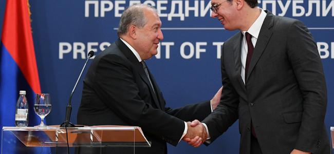 COVID-19 / Serbia va trimite în Armenia echipamente medicale  în valoare de un milion de dolari