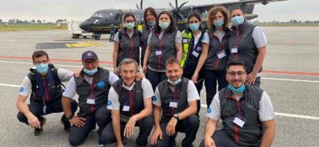 COVID-19 / Italia trimite o echipă sanitară în Armenia