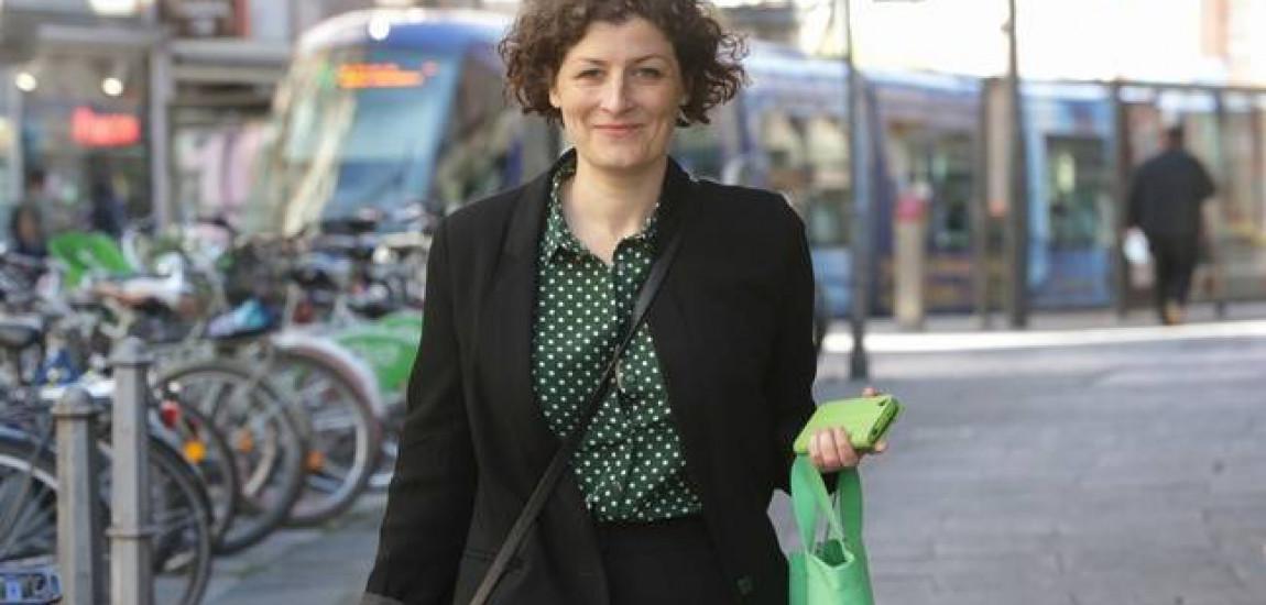 Jeanne Barseghian a preluat funcția de primar al orașului Strasbourg