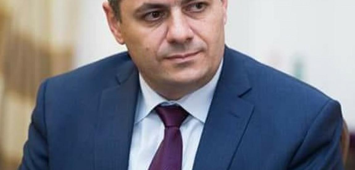 """Ambasadorul Extraordinar și Plenipotențiar al Republicii Armenia în Romania,  E.S. Sergey Minasyan a oferit un interviu revistei europene """"ORER"""", acesta fiind realizat de  redactorul-șef al revistei, Hakob Asatryan"""