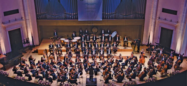 MEZZO TV / Orchestra Simfonică de Stat a Armeniei în această seară, de la orele 21.30