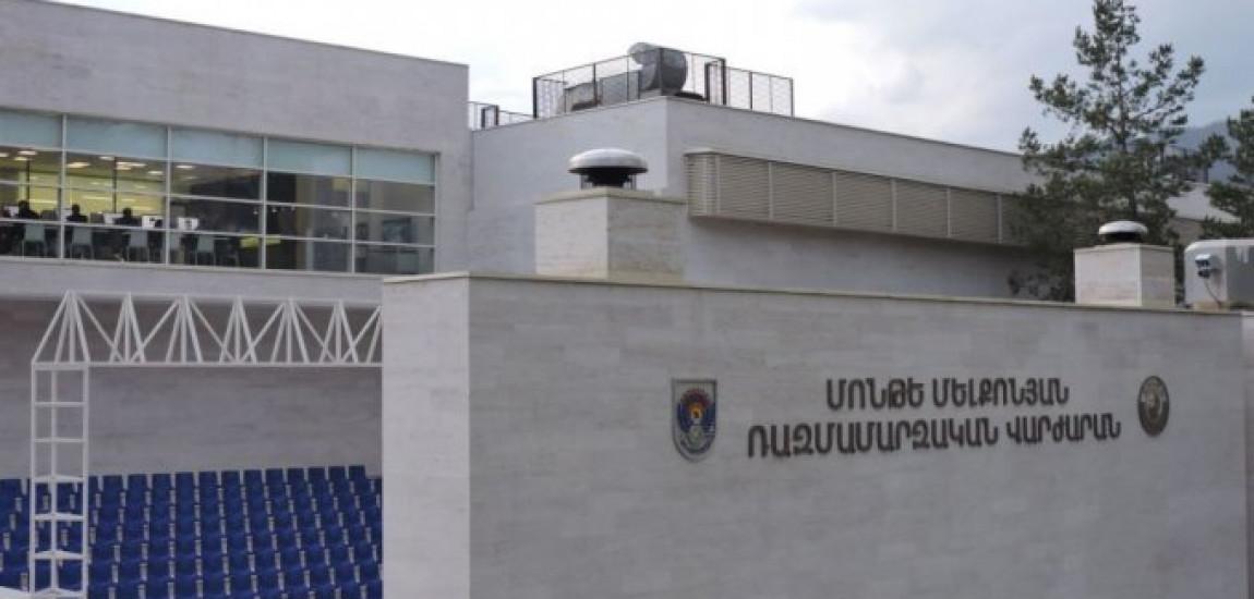 ARMENIA / Tinerele se înscriu la școala militară Monté Melkonian din Dilidjan