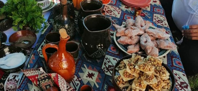 Demonstrație gastronomică de specialități armenești la Gherla
