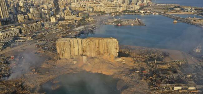 Armenia oferă ajutor Libanului, după explozia din Beirut