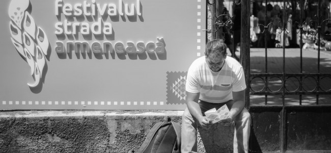 BEDROS  HORASANGIAN : Festivalul  Strada Armenească 2020