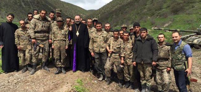 Reacția și apelul Întâistătătorului Eparhiei Armene din România, Locțiitor al Eparhiei Armene din Bulgaria, despre operațiunile militare dezlănțuite de forțele azere