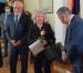 "Ziarista Madeleine KARACAȘIAN a primit medalia ""Movses Khorenați"""
