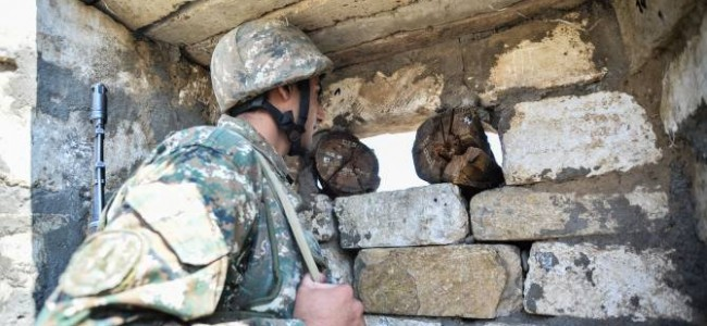 Încălcarea încetării focului. Azerbaidjanul a tras cu artileria înspre pozițiile din Arțakh