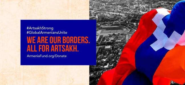 SOLIDARITATE / Peste 150 de milioane de dolari strânși de Fondul Armenia pentru Arțakh