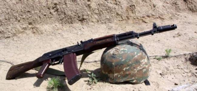 22 NOIEMBRIE / SLUJBĂ de comemorare a EROILOR MARTIRI căzuți în războiul pentru apărarea Arțakh-ului
