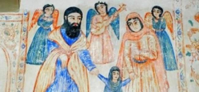 CREDINȚĂ / INTRAREA ÎN BISERICĂ A MAICII DOMNULUI