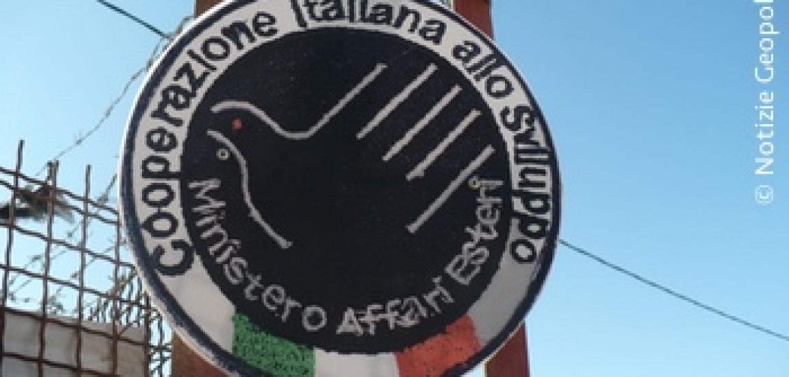 SOLIDARITATE / CONTRIBUȚIA COOPERAȚIEI ITALIENE