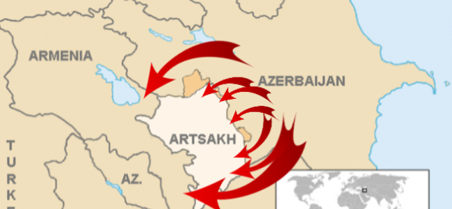 REPORT ON THE AZERBAIJANI AGGRESSION AGAINST ARTSAKH (NAGORNO-KARABAKH) AND ARMENIA