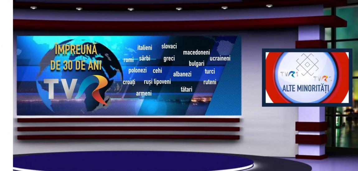 TVR 1 / Despre armeni la Emisiunea CONVIEȚUIRI ( de la ora 15:10 )