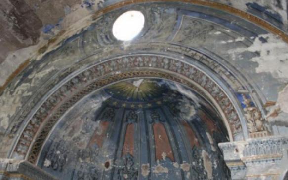 """TURCIA / Biserica armenească  """"Sfântul Toros"""" din provincia Kütahya a fost demolată"""