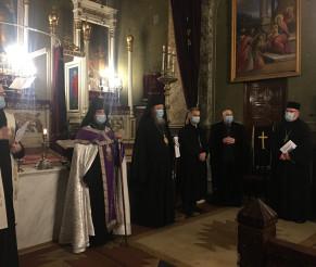 EPARHIA ARMEANĂ DIN ROMÂNIA a participat la RUGĂCIUNEA ECUMENICA DIN BUCUREŞTI în perioada 18-25 ianuarie