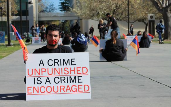 Românié, recunoaște Genocidul Armean!