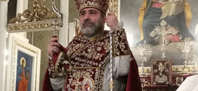 Mesajul PS Episcop Datev Hagopian cu prilejul Nașterii Domnului 2021