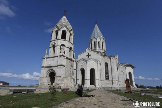 Experții UNESCO nu au fost autorizați să viziteze bisericile din zonele controlate de Azerbaidjan în Arțakh – spune Catolicosul Karekin II