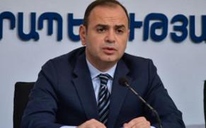 """ARMENIA / Zareh Sinanyan: """"După război, a devenit mai dificil să lucrezi cu diaspora"""""""