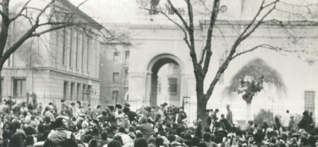 22 DECEMBRIE 1989 /  31 de ani de la Revoluție