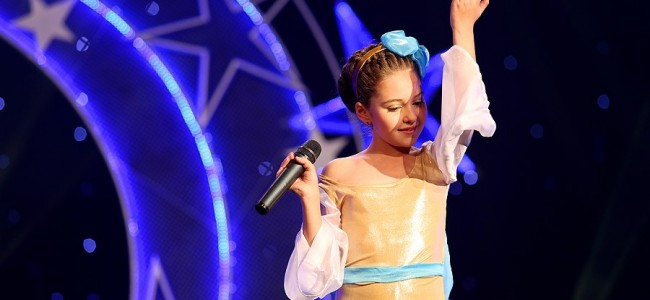 "Julieta Jaghinyan participanta la concursul muzical ""Little Stars of Armenia""!"