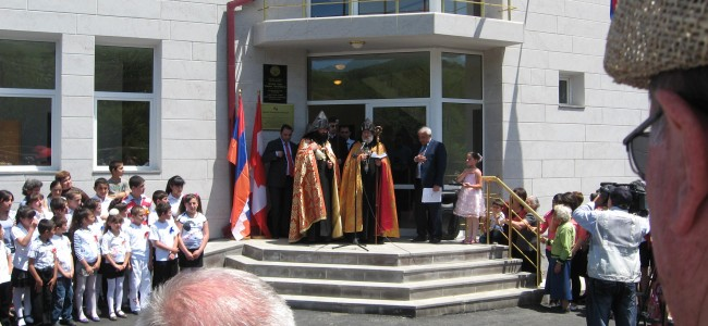 """Raport privind participarea la a 22-a întrunire a Consiliului de administrație a """"Fondului   Armenia"""" și a reprezentanților   filialelor naționale ale Fondului Armenia"""