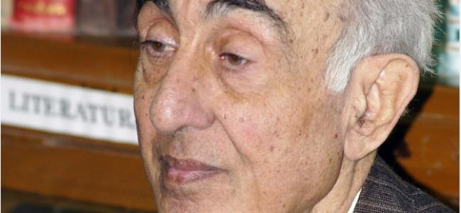 ziuaconstanta.ro / Simion Tavitian, 95 de ani de la naștere. O viață dedicată spaţiului identitar dintre Dunăre şi Mare