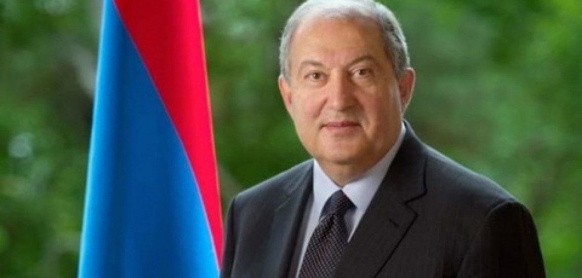 """ARMENIA / Președintele Armen Sarkissian spune că va lua """"măsuri urgente"""" pentru a dezamorsa criza"""