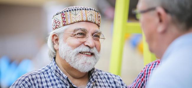 ,,Tradiția armenească s-a păstrat întotdeauna în familia Bogosian și apoi Bogdan Căuș'' – spune Nșan Bogdan Căuș