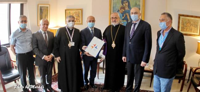FONDUL ARMENIA / Comunicat de presă – Sprijin de urgență pentru armenii din Liban